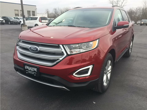 2017 Ford Edge for sale in Chillicothe, MO