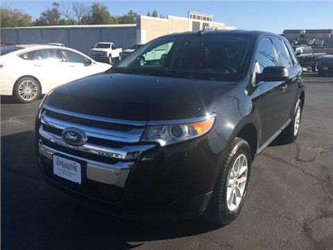 2014 Ford Edge for sale in Chillicothe, MO