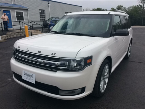 2014 Ford Flex for sale in Chillicothe, MO