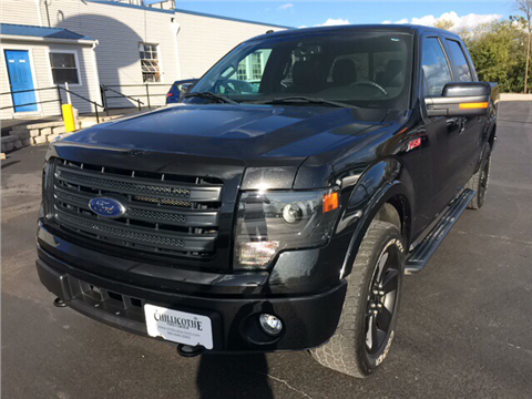 2014 Ford F-150 for sale in Chillicothe, MO