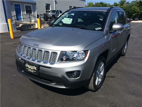2017 Jeep Compass for sale in Chillicothe, MO