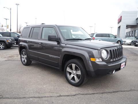 2017 Jeep Patriot for sale in Minooka, IL