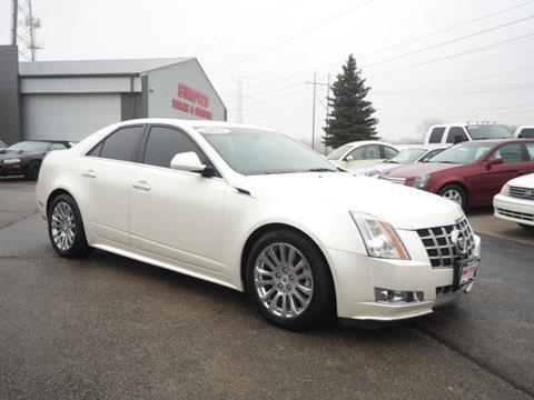 2013 Cadillac CTS for sale in Minooka, IL