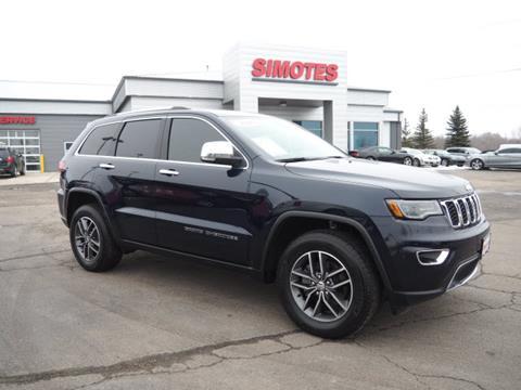 2018 Jeep Grand Cherokee for sale in Minooka, IL