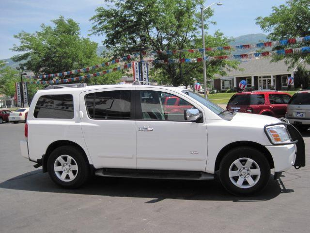 2005 nissan armada le 4wd for sale in bountiful. Black Bedroom Furniture Sets. Home Design Ideas