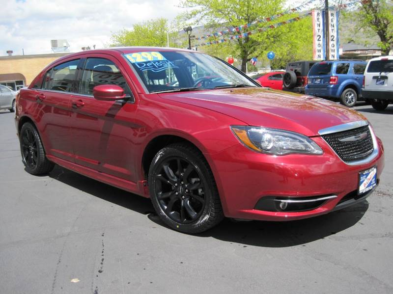 chrysler 200 2014 red. email for price chrysler 200 2014 red