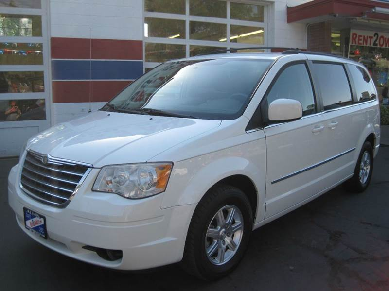 2009 chrysler town and country touring mini van 4dr in bountiful ut k j auto inc. Black Bedroom Furniture Sets. Home Design Ideas
