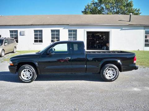 2004 Dodge Dakota