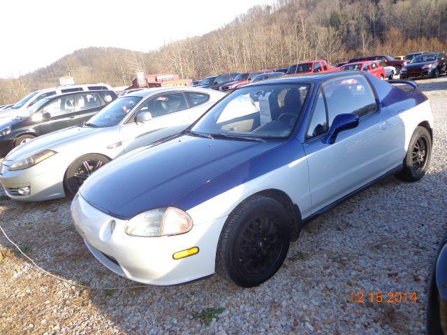 1994 Honda Civic del Sol