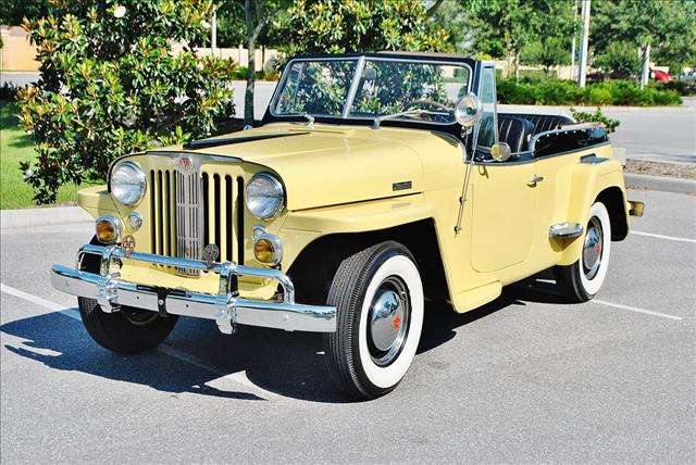 1949 Willys Speedster for sale in LAKELAND FL