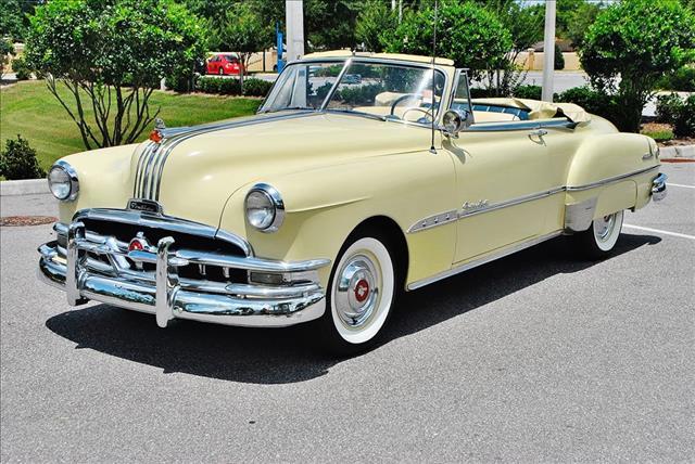 1951 Pontiac Cheiftan