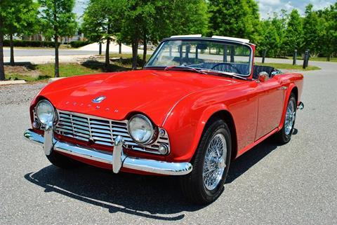 1962 Triumph TR4 for sale in Lakeland, FL