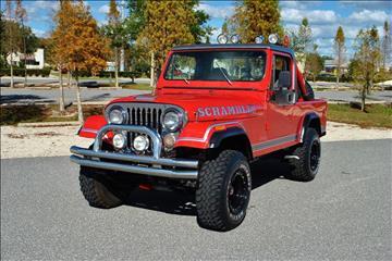 1981 Jeep Scrambler for sale in Lakeland, FL