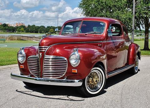 1941 Plymouth Deluxe for sale in Lakeland, FL
