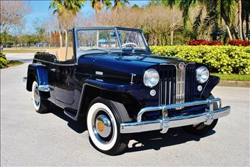 1949 Willys Jeepster for sale in Lakeland, FL