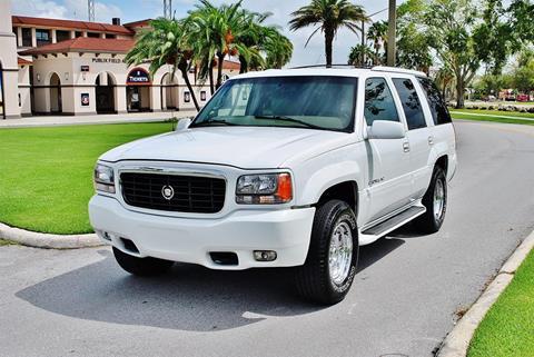 2000 Cadillac Escalade for sale in Lakeland, FL