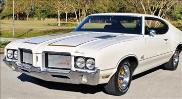 1972 Oldsmobile 442 for sale in Lakeland, FL