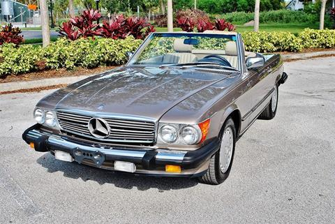 1989 Mercedes-Benz 560-Class for sale in Lakeland, FL