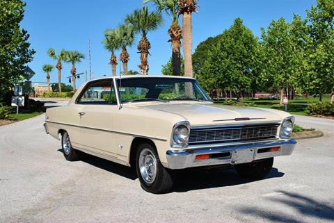 1966 Chevrolet Nova for sale in Lakeland, FL