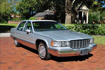 1993 Cadillac Fleetwood for sale in Lakeland, FL