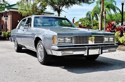 1982 Oldsmobile Ninety-Eight for sale in Lakeland, FL
