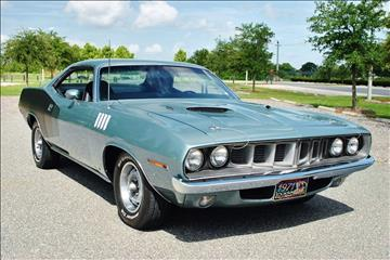 1971 Plymouth Barracuda for sale in Lakeland, FL