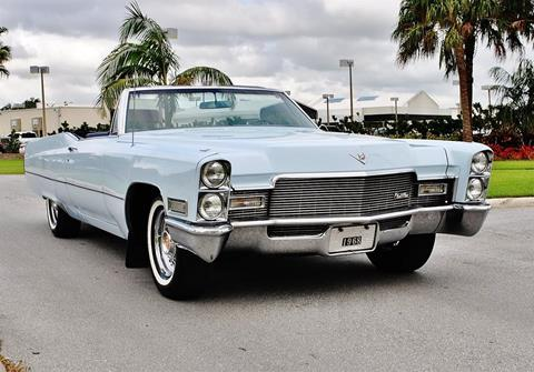1968 Cadillac DeVille for sale in Lakeland, FL