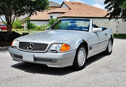 1991 Mercedes-Benz 300-Class for sale in Lakeland, FL
