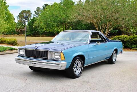 1980 GMC Caballero for sale in Lakeland, FL