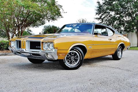 1971 Oldsmobile 442 for sale in Lakeland, FL