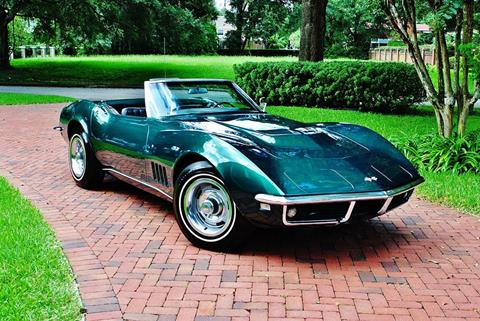 1968 Chevrolet Corvette for sale in Lakeland, FL