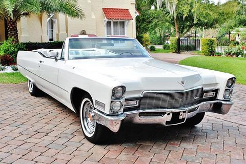 1968 Cadillac Deville For Sale In Nevada Carsforsale Com