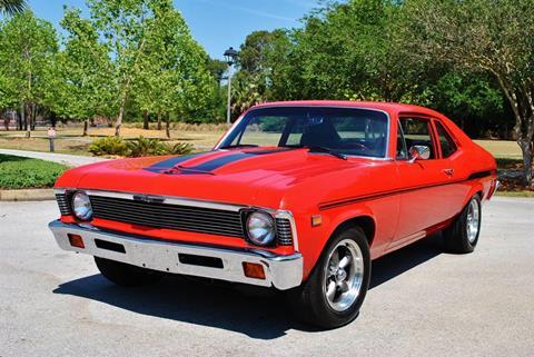 1969 Chevrolet Nova for sale in Lakeland, FL