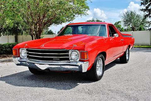 1972 Chevrolet El Camino for sale in Lakeland, FL