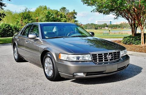 2002 Cadillac Seville for sale in Lakeland, FL