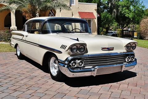 1958 chevrolet bel air for sale in buellton, ca - carsforsale®