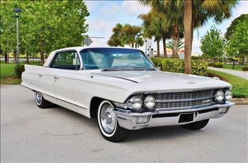 1962 Cadillac Series 62 for sale in Lakeland, FL