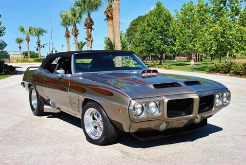 1969 Pontiac Firebird for sale in Lakeland, FL