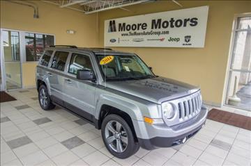 2014 Jeep Patriot for sale in Caro MI