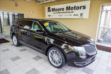 2013 Lincoln MKT for sale in Caro MI