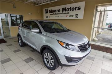 2015 Kia Sportage for sale in Caro MI