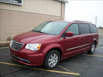 2011 Chrysler Town and Country for sale in Caro MI