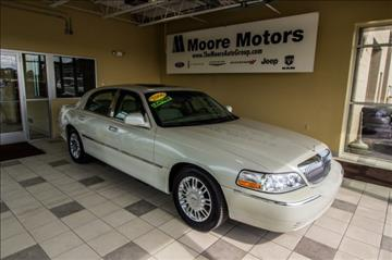 Pinellas Auto Brokers >> Lincoln Town Car For Sale - Carsforsale.com