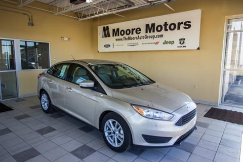 2017 Ford Focus for sale in Caro, MI