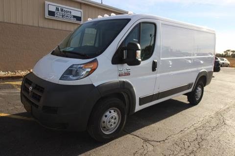 2017 RAM ProMaster Cargo for sale in Caro MI