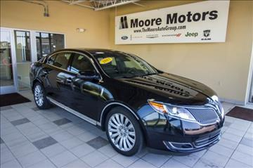 2013 Lincoln MKS for sale in Caro, MI