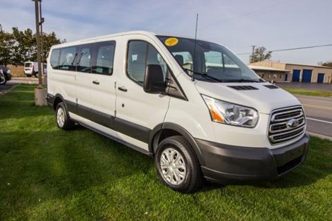 2016 Ford Transit Wagon for sale in Caro MI