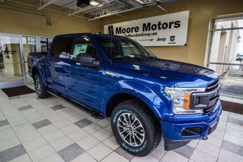 2018 Ford F-150 for sale in Caro, MI