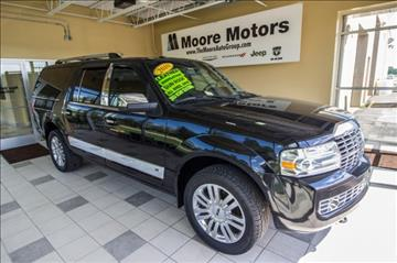 2010 Lincoln Navigator L for sale in Caro MI