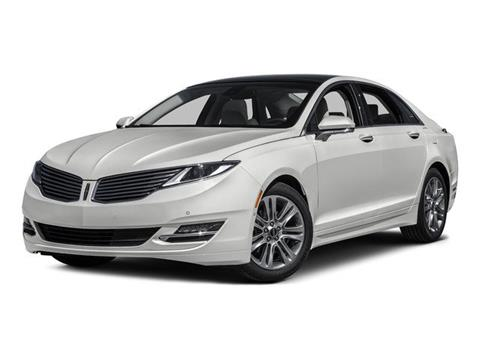 2016 Lincoln MKZ for sale in Caro MI